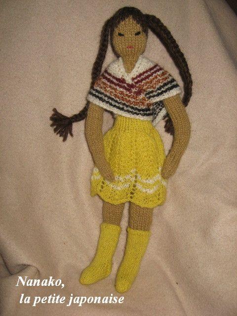 Nanako, la petite japonaise