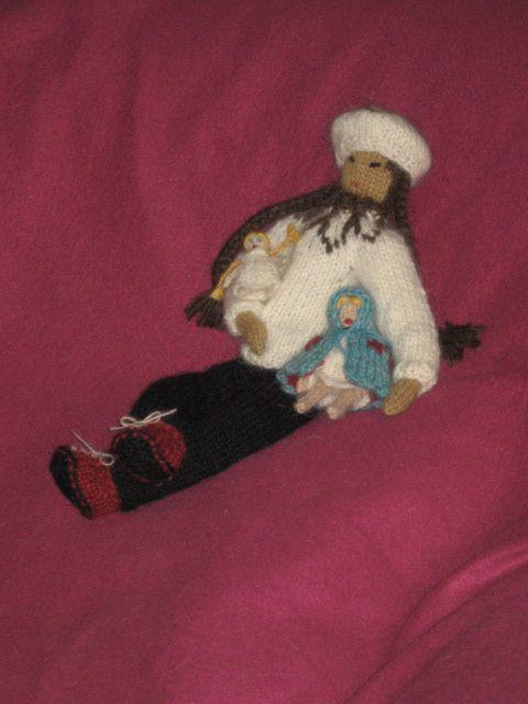 Nanako et les mini poupées