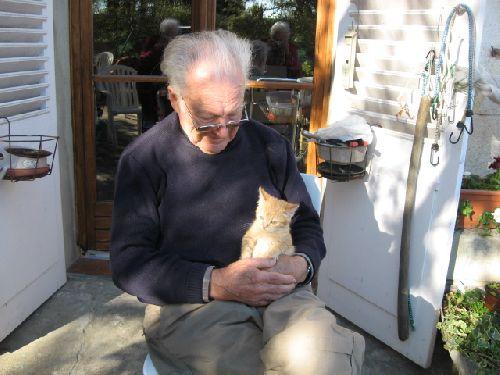 Aimé et Blondy - Octobre 2008