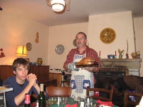Le Coq et le Chapon - Noêl  2008