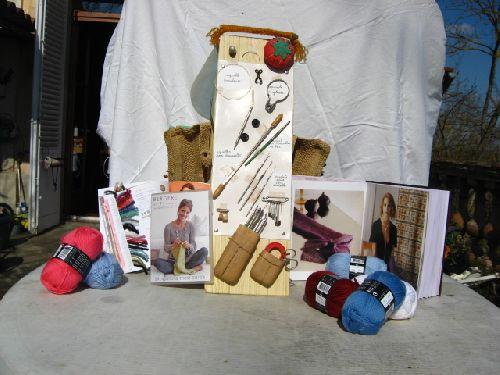Panoplie de la tricoteuse ( 1 )