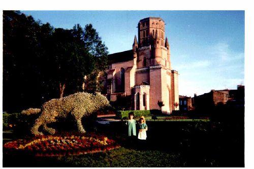 La Cathédrale Saint Alain