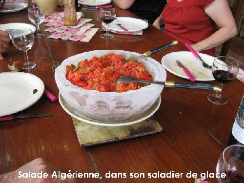 Salade Glacée