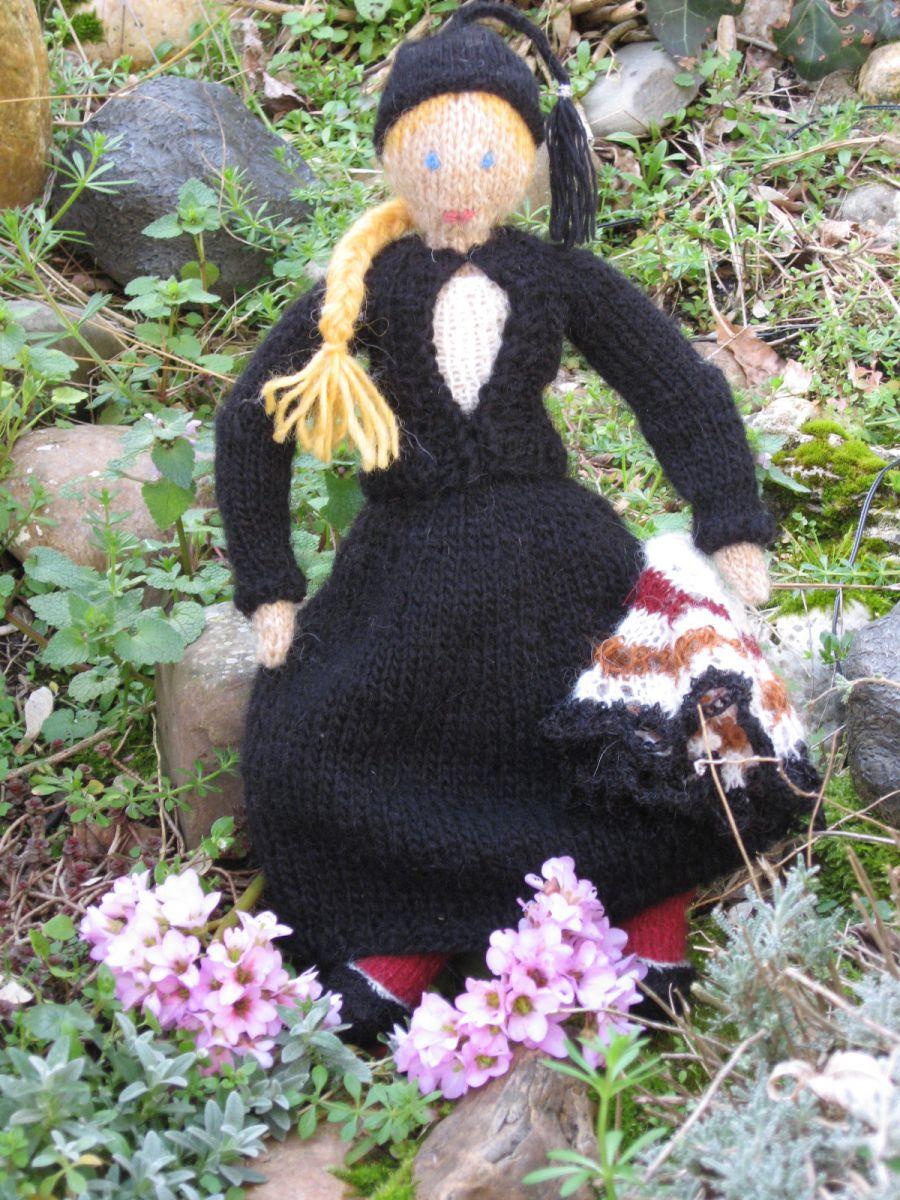 THEODORA, la petite islandaise