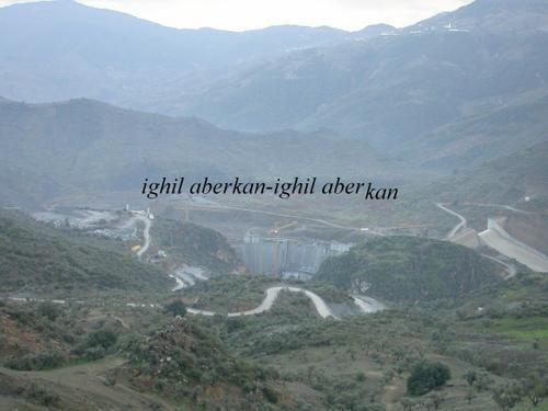 Barrage de Tich haf
