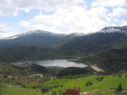 Bouhamza barrage