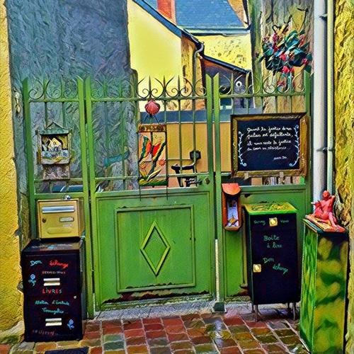 Atelier d\\\'écritude TerraGalice Jardin Poétique Sara Do