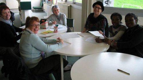 Atelier d'écriture Bibliothèque Sablé sur Sarthe, animé par Sara Do.