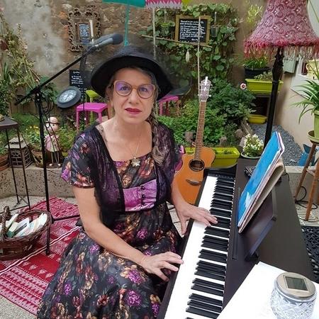 Sara Do au Jardin Poétique 1