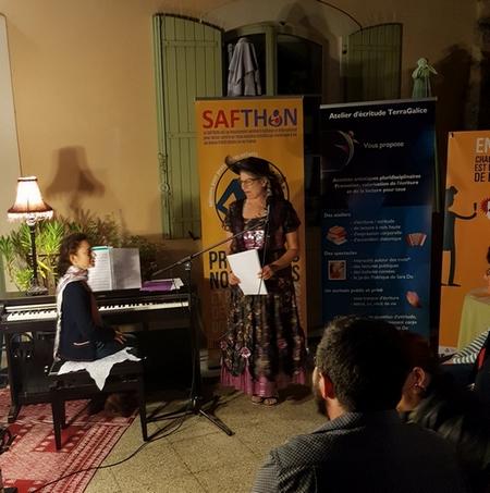 Sara Do et Caroline Rezé au piano 450