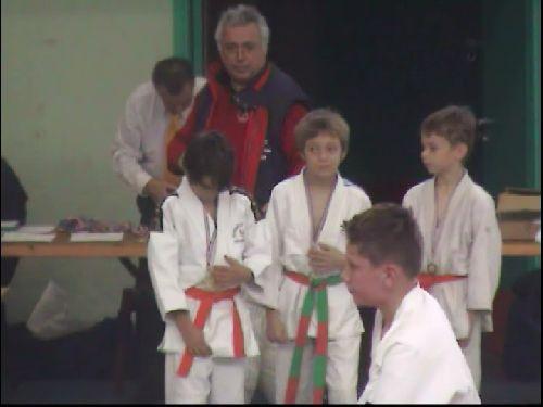 remise de la médaille