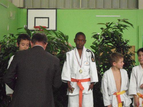 Mon ami Simballa gagne le tournoi de Houilles