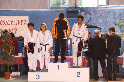Juliano champion minime du Kodokan Club termine 2eme