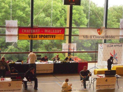 Bienvenue au tournoi de Chatenay Malabry