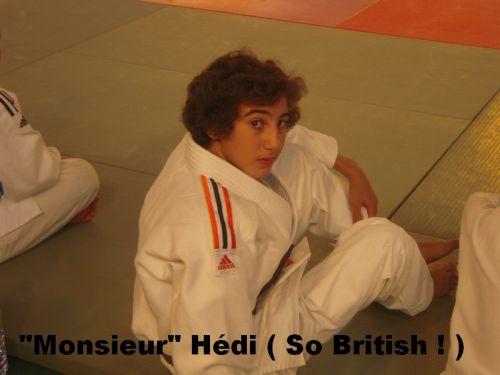 Monsieur Hédi ( minime 2 ) gagne ce criterium dans sa catégorie. Super , comme d'habitude !