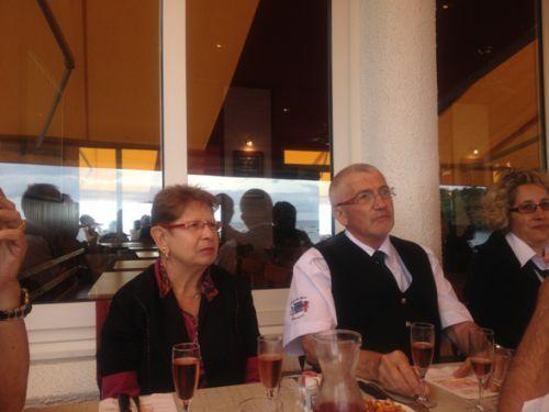 Serge et sa dame