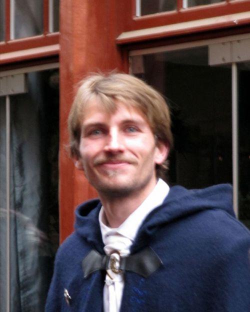 Stephen Mac GORIAU (le p'tit con en kilt, LOL) à Rennes