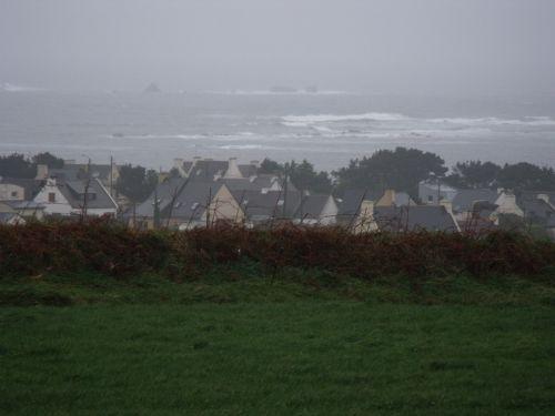 Lampaul-Plouarzel: Petit port breton à la pointe du Finistère