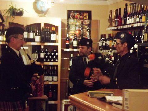 Roland, Christophe et Reun