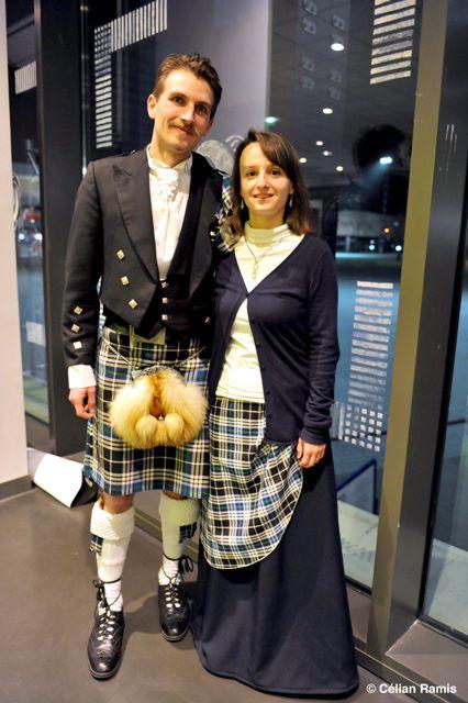 Stephen Mac GORIAU & Esther