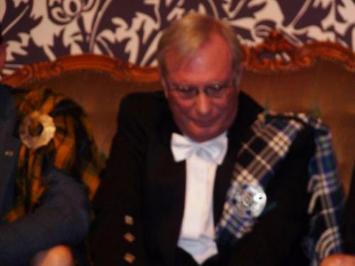 Jacques FEYSEL (Roi de la Kilt Sociéty France)
