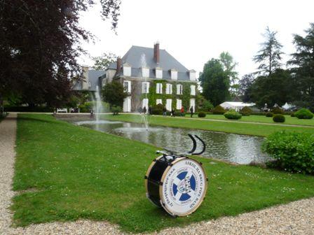 Le chateau de Laas