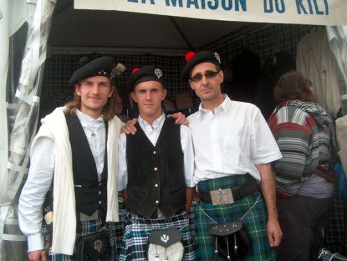 Stephen Mac Goriau, Reun Junior & Reun JEZEGOU
