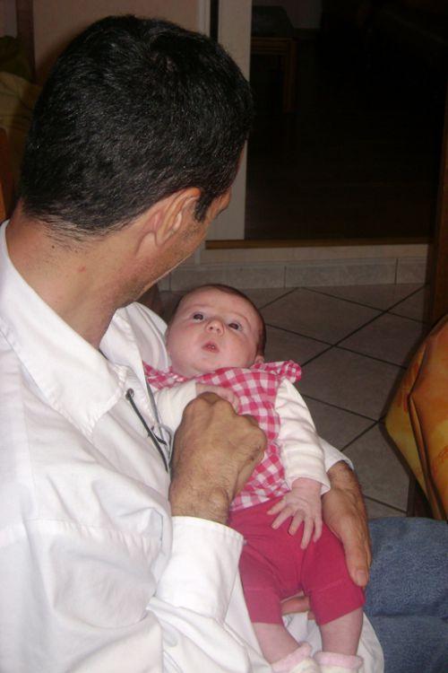 Reun JEZEGOU and the daughter of my godson