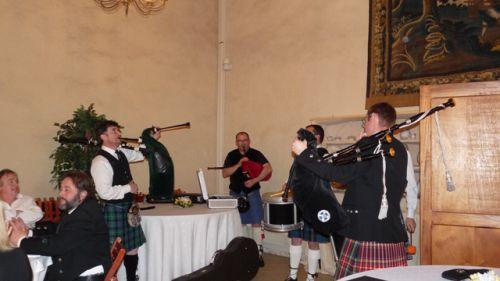 Soirée Pipe Band