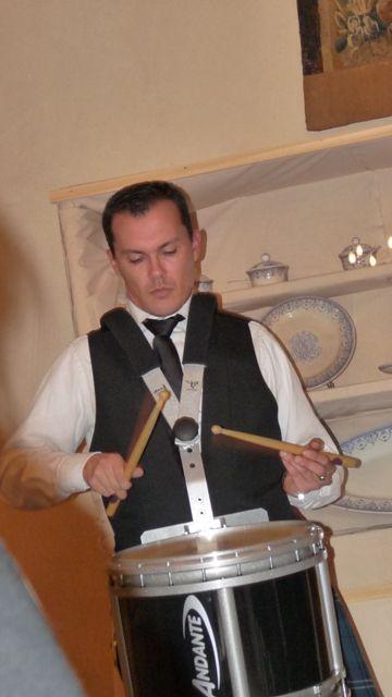 Yffig le Drummer
