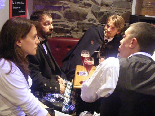 Océance, Pierre, Stephen & Cyril