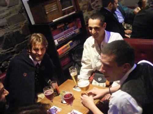 Stephen, Reun & Cyril