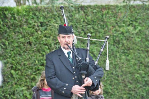Serge Mac Colin as Piper of Askol Ha Brug Pipe Band