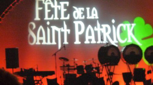 Fête de la Saint Patrick au Liberté à Rennes