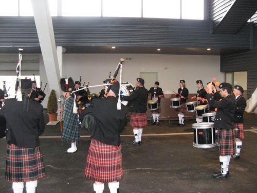 Askol Ha Brug Pipe Band à Pornichet