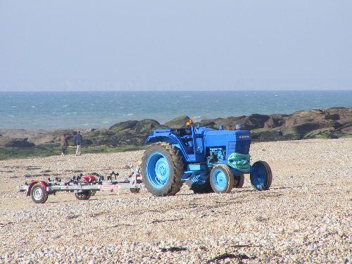 tracteur à Audresselle