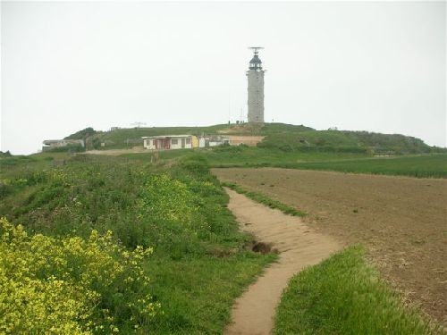 Le cap Griz-Nez (photo de gégé)