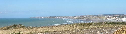 Panorama de Wimereux