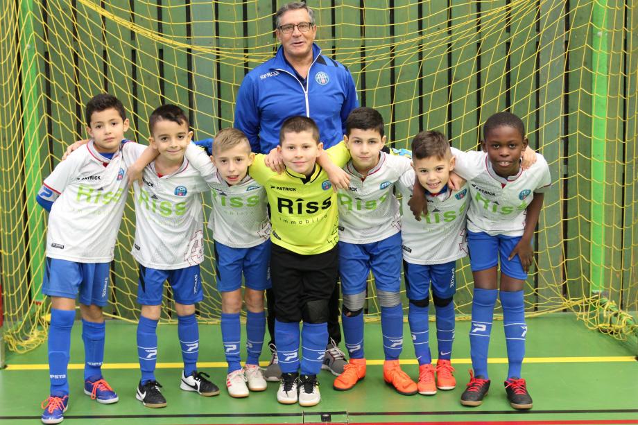 FC Mulhouse U11