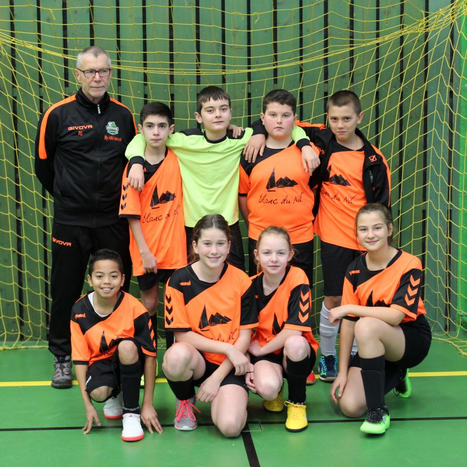 FC Ungersheim U 13