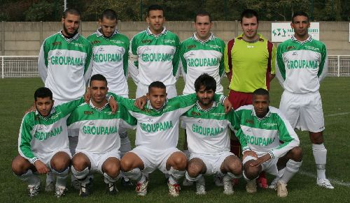 Asblanc Vieux-Thann Saison 2007-2008