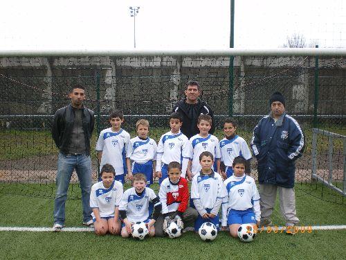Asblanc Vieux-Thann. Poussins 1 (29/03/2009)