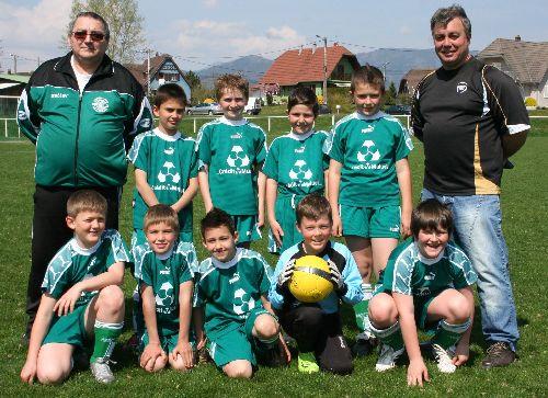 FC Sentheim Poussins (11/04/2009)