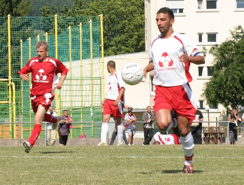 Finale Crédit Mutuel (01/06/2009)