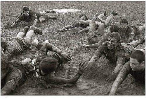 Bain de boue