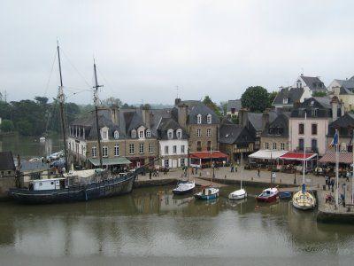 Port de St goustan - Auray