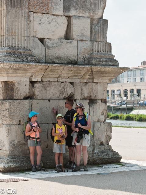 083-   SAINTES-l'Arc de triomphe (1 sur 1).jpeg