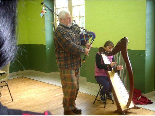 ~~Bardes du Clan lors de la Samhain 2008~~