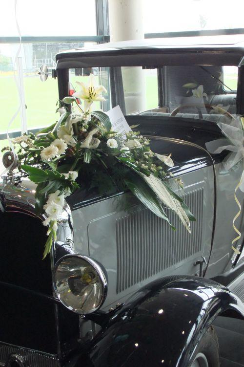 décor voiture ancienne