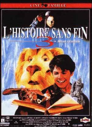 HISTOIRE SANS FIN 3 (L') - Retour à Fantasia